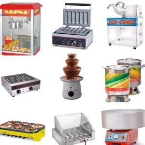השכרת מכונות מזון